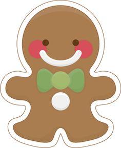 Gingerbread Man/freebie