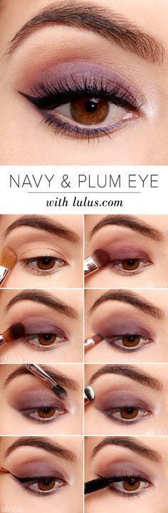 LuLus.com Fashion Blog | Fashion Tips, News, and Celebrity Fashion smokey eye -  #how to