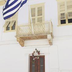 Hydra house Honeymoon Destinations, Greece, Loft, Island, House, Home Decor, Greece Country, Decoration Home, Home