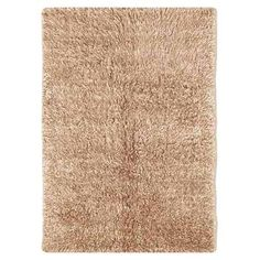 I pinned this Flokati Rug in Tan from the Ski Chalet event at Joss and Main!