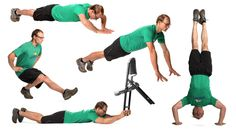 Climbing-specific exercises that you can do in a hotel room, your house, outside your van, or anywhere you have a little space and time.