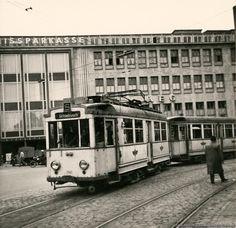 Bilderbuch Köln - Straßenbahn Linie S nach Schlebusch