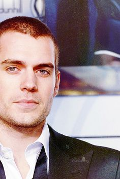Henry Cavill as Christian Grey :) :)