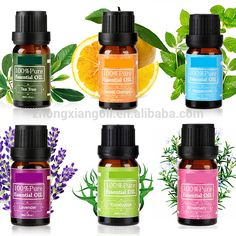 cb171ae5a0d1 Gift Box Pure Pure Essential Oils Pack for Aromatherapy
