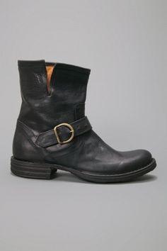 Fiorentini + Baker Eli Engineer Boot Black on shopstyle.com