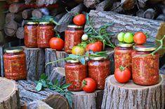 Macrou marinat la rece - CAIETUL CU RETETE Ketchup, Cooking Recipes, Jar, Backyard, Vegan, Canning, Vegetables, Food, Life Tips
