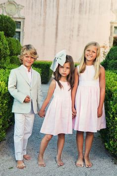 Oscar childrenswear spring 2013. Like their clothes. Not this article