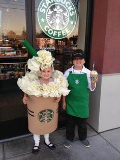 Barista and Frappuccino