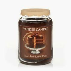 "Yankee Candle ""Chocolate Layer Cake"""