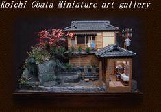 Koichi Obata Miniature art gallery