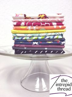 Look at this lovely colorful bundle. I want one! Check it out for a chance to win. Maureen's blog is awesome, and she has some lovely tutorials.