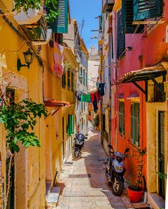 Kerkyra by Dmitry Samsonov on 500px, Corfu, Greece