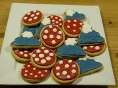 Leneskage.dk: Rasmus Klump cookies