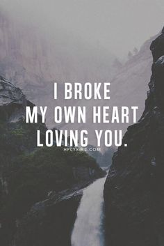 Relationship Quotes And Sayings - Zitate & Sprüche - Quotes Lonely Love Quotes, Great Quotes, Inspirational Quotes, On My Own Quotes, Sad Quotes About Love, Deep Love Quotes, You Broke Me Quotes, Forbidden Love Quotes, Love Hurts Quotes