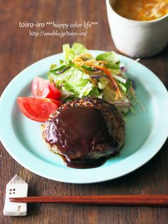 Ground Meat, Hamburger, Steak, Beef, Cooking, Recipes, Color, Foods, Japanese Style