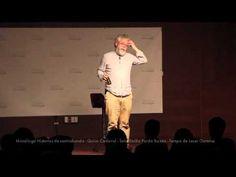 Monólogo Historias de contrabando - Quico Cadaval - Sala Emilia Pardo Bazán - Campus Ourense - YouTube