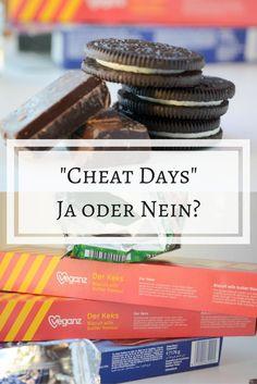 Cheat Days - wie sinnvoll sind sie? Solltest du bei einer gesunden Ernährung Cheat Days durchführen?