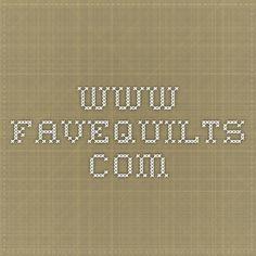 www.favequilts.com
