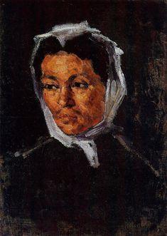Cézanne, 1867 retrato de su madre