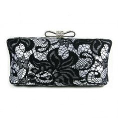 Purse Style 6015 in Silver