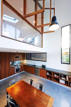 Contemporary dining room http://www.edinarealty.com/kris-lindahl-realtor