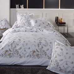 Surround yourself with the softest of styles with TradiLinge! www.kenisahome.com