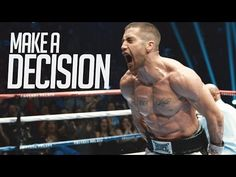 MAKE A DECISION - MOTIVATIONAL VIDEO - YouTube