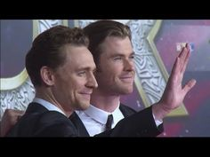 Thor: The Dark World Berlin Premiere - Tom Hiddleston Photocall - YouTube