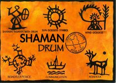 Image detail for -Postcard Shaman symbols from Lapland… Shaman Symbols, Esoteric Symbols, Tribal Images, Shaman Woman, Native Tattoos, Lappland, Diy Tattoo, Reno, Symbolic Tattoos