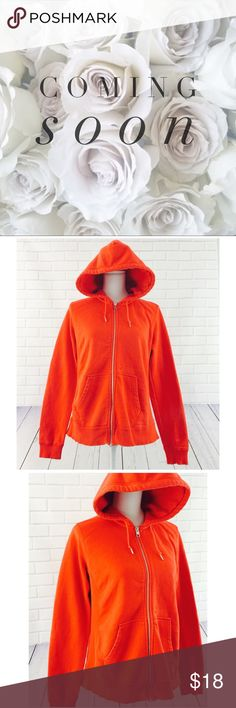 Nike Swoosh Logo Orange Zip Hoodie Sweatshirt 🔘Entire Closet: 30% Off 2+Items 🔘Specifically Marked Items: 6 for $25 🔘Kids Bundle Special: 5 for $18  ▫️Brand:  ▫️Size:  ▫️Color:  ▫️Material:  ▫️Condition: Preowned ▫️Flaws: NONE  ▫️Description:  • • • • •  ▫️Measurements Laying Flat: •Chest:  •Length:  •Shipping Weight:   ▪️NO Trade/Hold ▪️Next Day Shipping ▪️Smoke Free/Kitty Friendly Home Nike Tops Sweatshirts & Hoodies