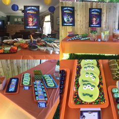 Miles from Tomorrowland birthday party.