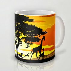 Strange, Cute and Colorful Coffee Mugs Gifts