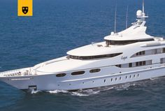 """Designed by Glade Johnson, CAPRI has been such a successful concept that Lurssen shipyard has sold no less than eight yachts from the CAPRI platform. Due to the demands of his work, the client left the entire build process in the hands of Moran Yacht & Ship. He had this to say about the experience, """"We are thankful that we chose Moran Yacht & Ship to represent us with the purchase of our yacht. Is anyone in the yachting business better? Not even close."""""""
