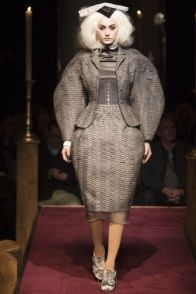 Look #2 thom browne Autunno Inverno 2014-15