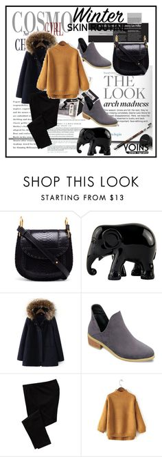 """yoins"" by ajsajunuzovic ❤ liked on Polyvore featuring Chloé, The Elephant Family, Old Navy and yoins"