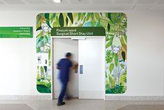 Royal Children's Hospital Signage
