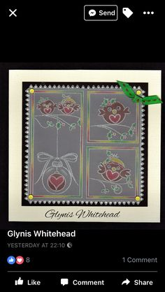 Parchment Cards, Xmas, Christmas, Emerson, Clarity, Card Ideas, Stamps, Card Making, Plates