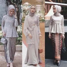 30 New Ideas For Dress Hijab Wedding Abayas Source by aenradzi dress hijab Model Kebaya Brokat Modern, Kebaya Modern Hijab, Kebaya Hijab, Kebaya Dress, Model Kebaya Modern Muslim, Dress Brokat Modern, Dress Brokat Muslim, Kebaya Muslim, Muslim Dress