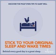 Plan your sleep to get more sleep with the #PhilipStein Classic #SleepBracelet