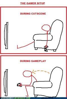 Gamer Sit