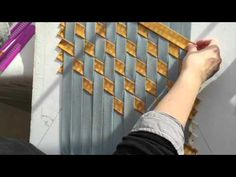 Rami Kim shows a technique from her new AQS book Elegant Cotton Wool Silk Quilts - YouTube