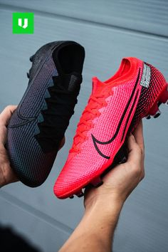 The Kinetic Black vapor vs The Future Lab vapor - which side are you on? Latest Football Boots, Messi Football Boots, Predator Football Boots, Cool Football Boots, Soccer Boots, Adidas Football, Football Shoes, Nike Soccer, Football Cleats