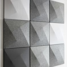 Foam Fabrics; gefigureerd schuim met daarop diverse stofafwerkingen. voor o.a. meubels.