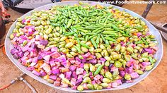 Traditional Indian Street Food Scene Part-2   Lost Indian Foods   Best of Indian Cooking, ,