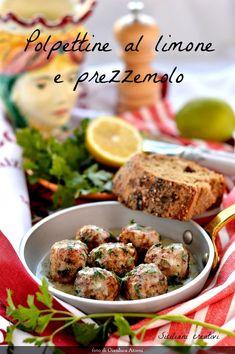I love meatballs. Although I am not a big fan of meat, There is something magical about a well-made Meatball, soft enough, Golden outside, flavorful. Are bu. ..