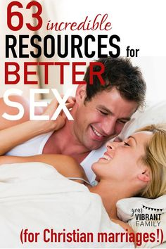 Do you want to have better sex, or do you have questions on how to grow in intimacy with your spouse?Sure! We all do from time to time! That's totally normal. But where do we go to find real answers? Especially answers that aren't raunchy or immoral? Go to this post to discover healthy answers about sex for Christian marriages. Everything from sexual techniques to growing in emotional intimacy—it's all here! You'll want to come back here again and again as an awesome resource!