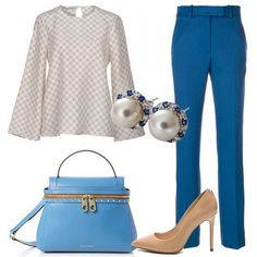 Teal Pants Outfit, Capsule Outfits, Plus Size Girls, Office Looks, Linen Dresses, Easy Wear, Work Attire, Office Outfits, Fashion Outfits