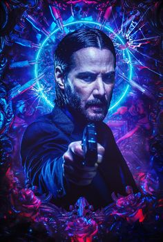 Billelis was approached by Lionsgate, LA Associates and the creative team of John Wick 3 to create official key artworkfor the launch of the latest Blockbuster instalment in the John Wick Franchise- John Wick 3 Parabellum.John Wick has become the target… John Wick Film, John Wick Hd, Keanu Reeves John Wick, Halle Berry, The Matrix, Cool Posters, Movie Posters, Creation Art, Keys Art