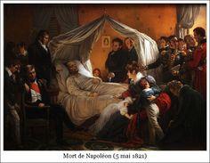 Mort de Napoléon
