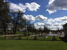 Hyde park garden